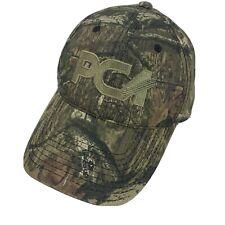PCA Camouflage Ball Cap Hat Adjustable Baseball