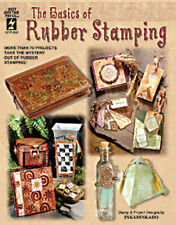 The Basics Of Rubber Stamping-Inkadinkado-Tech nique Idea Craft Book