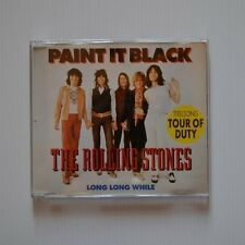 ROLLING STONES - Paint it black - 1990 DUTCH-ONLY CDSingle 2-TRACKS