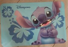 Set Table Stitch Portrait Disneyland Paris