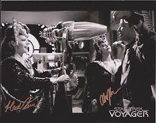 Heidi & Alissa Kramer Star Trek Voyager Original Autogramm 8X10 Foto