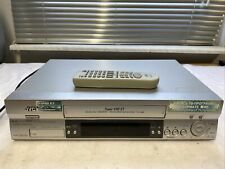 JVC HR-S8955E SVHS-Videorecorder inkl. FB, TBC, Longplay - 2 JAHRE GARANTIE