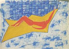1970-1989 Erotik Malereien