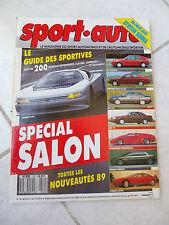 Sport Auto n°321 Mercedes 190E 2.5-16 Bmw M5 Colt GTI Countach 25 VW Corrado