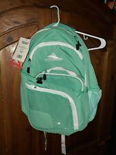 High Sierra Mint Green NWT Wiggie Lunch Bag and Backpack