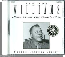 Big Joe Williams - Blues From The South Side - New CD!