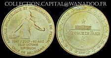 Jeton Touristique Pessac avec Certificat. Salon. 2007. Ref: 33PES-AP2/07.