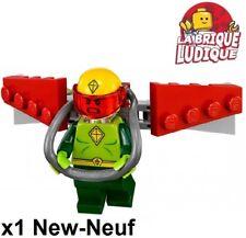 Lego - Figurine Minifig hero batman movie Kite Man vole aile sh336 70903 NEUF