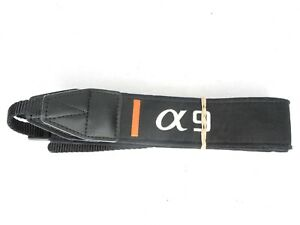 Sony Alpha A9 Genuine Camera Neck Strap
