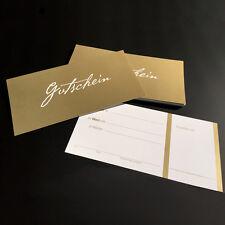 """30 Gutscheine Gutscheinkarten Geschenkgutscheine –edelmix  neutral """"Premium"""""""