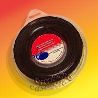 Black Vortex Trimmer Line 0.95 X 115', 1/2 LB Donut Rotary 12161