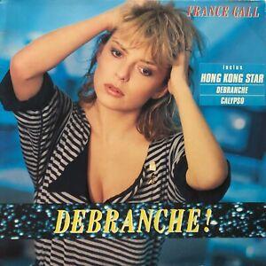 Vinyle-LP-33T - FRANCE GALL - DEBRANCHE !