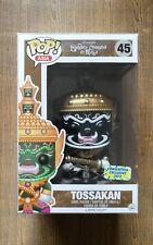 Funko Pop Asia Convention Exclusive 2017 Black Tossakan #45 Legendary Creatures