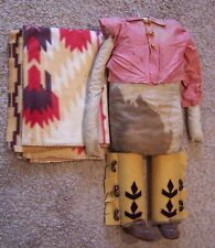 Huge Antique Skookum Indian Body--28 inches tall for 36 inch Doll