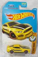 Ford Shelby GT350R 1/64  Scale Model From the 2015 Hot Wheels Muscle Mania