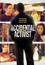 ACCIDENTAL ACTIVIST: One Signature Can Mean More Than You Think - DVD **NEW**
