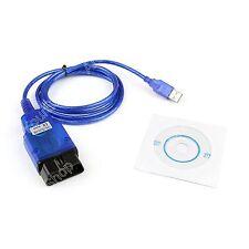 Profesional OBD2 Tech2 USB Diagnose Kabel Line Tool Für Opel 1997-2004