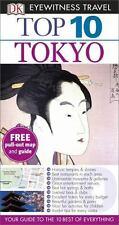 Top 10 Tokyo (Eyewitness Top 10 Travel Guide), Mansfield, Stephen, Good Book