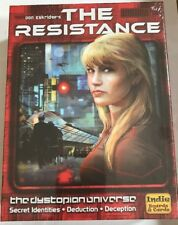 Don Eskridge's The Resistance by Indie Boards & Cards