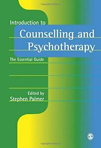 Introduction to Counselling and Psychotherapy: The Essential G... Paperback Book