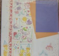 Creative Memories Little Girl Album Kit NEW Paper Stickers Princess Castle mats