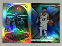 JA MORANT LOT OF 2 2019-20 Panini XR REFRACTOR RC #272 + Marquee HOLO FOIL #253