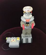 You Island 1998 Lost in Space B-9 remote control Robot