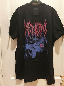 Loot Crate Venom T Shirt Mens XL Marvel