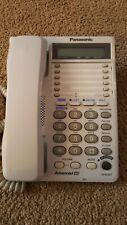 Panasonic KX-TS208W 2 Lines Corded Phone
