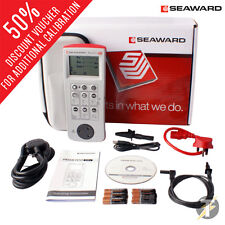 NEW Seaward Primetest 250 + (PLUS) PAT Tester -12 Months Calibration+Warranty