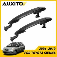 Exterior Outer Door Handle Rear L or R for 04-10 Toyota Sienna 040 Super White