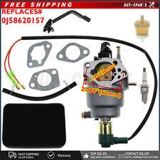 Carburetor Carb For Bluemax 6801 Mxw1000 420cc 16hp 10000 Watts Gas Generator