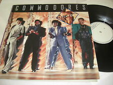 (8469) Commodores – United - 1986 - PROMO Weisslabel
