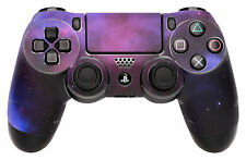 Software Pyramide Controller Skin Galaxy Violet Cover Ps4