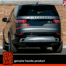 GENUINE HAWKE number plate boot surround LAND ROVER D5 DISCOVERY R DYNAMIC