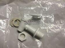 "5/8"" Diameter Tomlinson spigot valve faucet (Made in USA) - White"