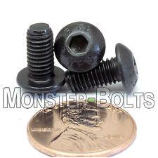 M5 x 10mm - Qty 10 - BUTTON HEAD Socket Cap Screws DIN 9427 Alloy Steel 12.9 5mm