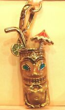 JUICY COUTURE TIKI DRINK CHARM IN EUC