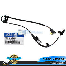 GENUINE ABS Speed Sensor FRONT LEFT for 11-12 Hyundai Sonata Hybrid 598103S900