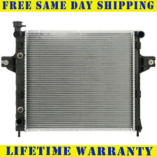 Radiator For 1999-2004 Jeep Grand Cherokee 4.0L Lifetime Warranty Free Shipping
