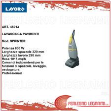 LAVOR MODELLO SPRINT LAVASCIUGA PAVIMENTI 800W PROFESSIONALE  ART. 45913
