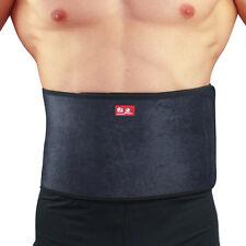 New Kuangmi Neoprene Lower Back Waist Lumbar Support Belt Sport Backache Therapy