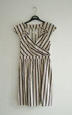 BNWT Fleurette by Fleur Wood day dress size 10 cap sleeve