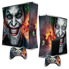 2013 Newest Arrival for XBox 360 Slim Console Controller Protector Vinyl Sticker
