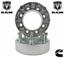 2 Pc |8 Lug |1994-2010 Dodge Ram 2500 3500 Dually| 2"