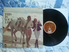 LP -- NORMAN CONNORS --  This Is Your Life  -- 1977