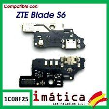 Scheda Di Carica Per ZTE Blade S6 Flex Micro USB Microfono Connettore Pezzo
