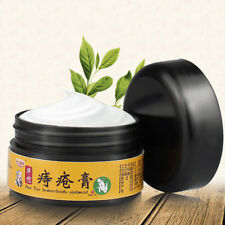 Chinese herbal hemorrhoids cream ointment powerful internal piles external anaMR