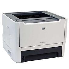 HP LaserJet P2015DN USB Laser Printer Duplexer NO yellow covers Same day ship