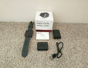 LG G Smart Watch (LG-W100) - Black Titan Edition - *Barely Used*